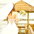 Як зашнурувати весільну сукню - дихаємо повними грудьми!