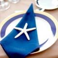 Декор весільного столу в морському стилі: наочні приклади в яскравих фото!