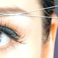 Корекція брів в домашніх умовах: використання нитки, пінцета, воску