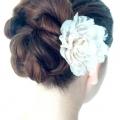 Зачіска равлик