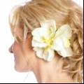 Прикраси для волосся з квітами