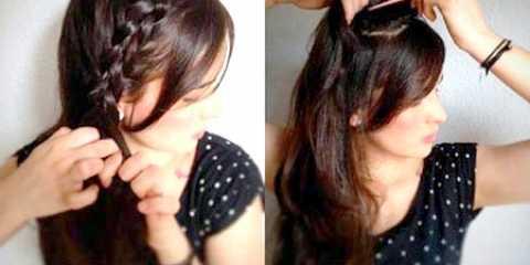 5 Літніх зачісок з елементами плетіння