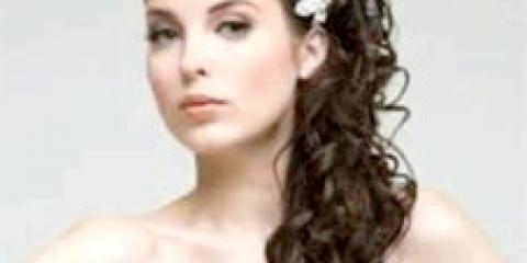Дві весільні зачіски з накладними пасмами