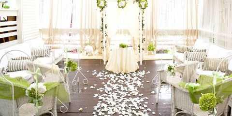 Де справити весілля, або як зробити свято незабутнім?