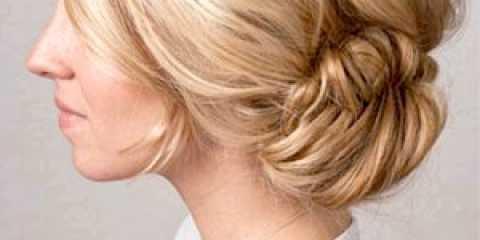 Ідея зачіски з плетінням риб'ячий хвіст