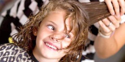 Як підстригти дитину?
