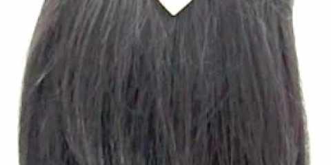 Як додати об'єм волоссю без валика