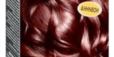 Фарба для волосся syoss 4-2 (відтінок червоне дерево)