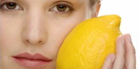 Маски для волосся з лимоном