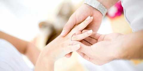 Помолвочние кільця як символ вірності і щирої любові