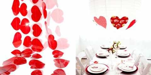 Весілля 14 лютого: найромантичніший і стильний декор