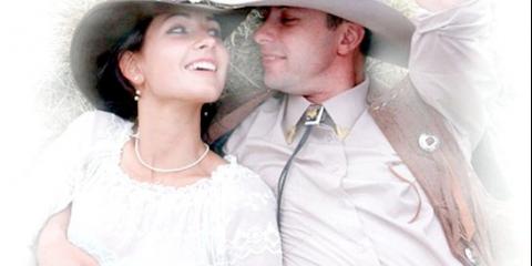 Весілля в стилі кантрі - для любителів галасливого веселощів і дикого заходу