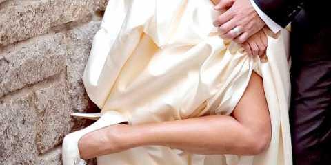 Весільна сукня айворі: ніжність і вишуканість кольору слонової кістки