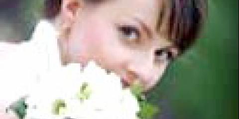 Весільні зачіски з квітами: секрети природного чарівності