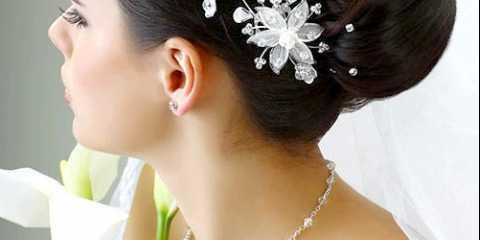 Види весільних зачісок