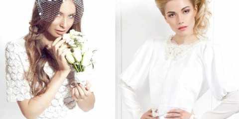 Закриті весільні сукні - таємна зброя нареченої