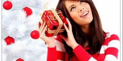 Що подарувати на новий рік: лікувальний подарунок коханій людині на новий рік