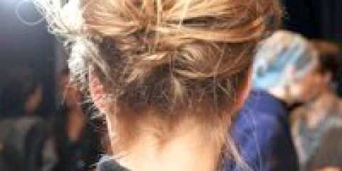Домашні зачіски для короткого волосся