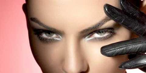 Ідеальний вечірній макіяж для сірих очей