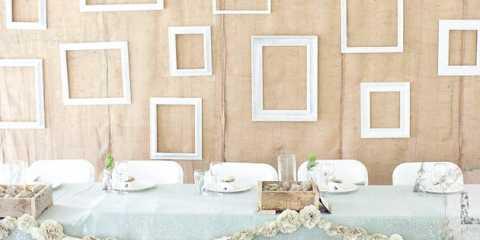 Як прикрасити весільний зал своїми руками: яскраві і красиві ідеї!