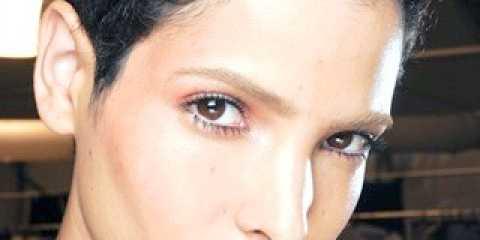 Модні зачіски valentino осінь-зима 2011-2012