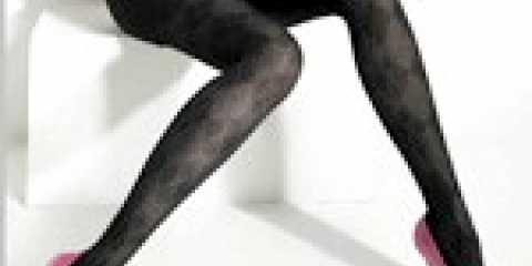 Які колготки стройнят ноги?