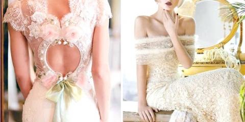 Мереживні весільні сукні: вінтажна краса, не підвладна часу