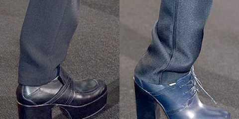 Модні черевики осінь-зима 2014-2015
