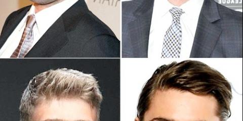 Чоловічі зачіски на коротке волосся