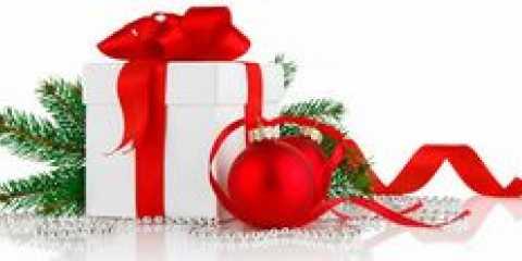 Новорічні подарунки: як підготуватися і вибрати правильний подарунок?