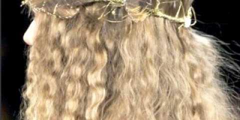 Новорічні прикраси для волосся