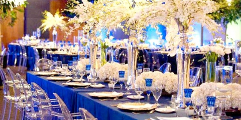 Оформлення весільного залу квітами: мистецтво стильною флористики своїми руками