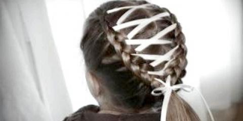 Плетіння французької коси