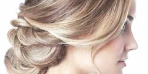 Зачіска на швидку руку