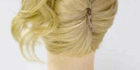 Зачіска ракушка на кожен день