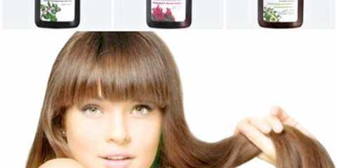 Реп'яхову олію - лікуємо проблемні волосся