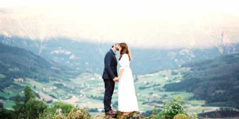 Весілля в еко-стилі - торжество в гармонії з природою