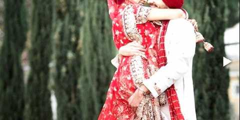 Весілля в східному стилі або як перетворити головний день у казку