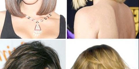 Жіночі стрижки середньої довжини