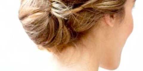 Зачіска ракушка: 20 модних варіантів