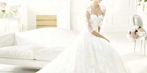 Весільні сукні з рукавами: данина моді чи можливість довести образ до досконалості?