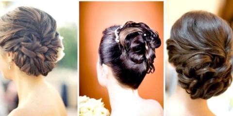 Елегантні зачіски на весілля для свідків