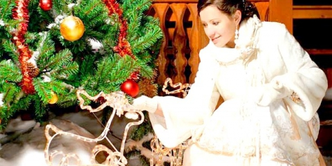 Весілля взимку на новий рік або чудеса збуваються!